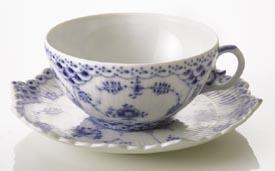 RC #1017227 Tea Cup & Saucer 7 3/4 oz.