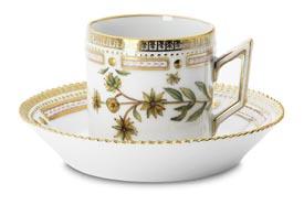RC #1141053 Chocolate Cup & Saucer 6 1/4 oz.