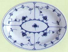 RC #1101377 Large Oval Platter 16 In.