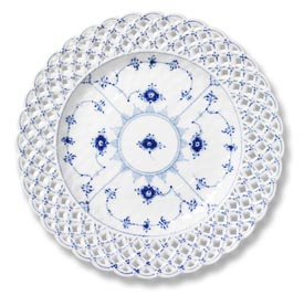RC #1017242 Plate with Open Boarder 9 3/4 in.