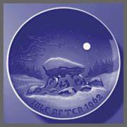 1962 B&G Winter Night