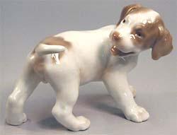 RC 1020444 Pointer Puppy, Standing
