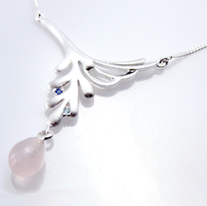 Josefine   Wings Necklace