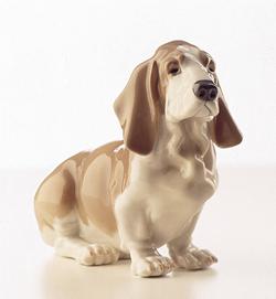 RC 1020356 Basset Hound Dog