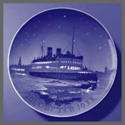 1933 B&G Korsor-Nyborg Ferry