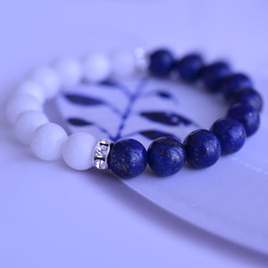 RC Inspired Collection, Blue Fluted MEGA 01