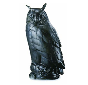 RC 2591331 Horned Owl, Black
