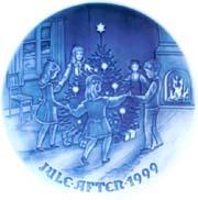 1999 B&G Dancing on Christmas Eve