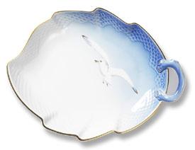 B&G Seagull #303357 Leaf Dish (Large) 9 7/8 in.