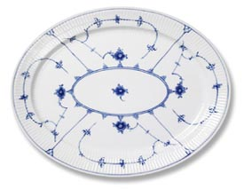RC #1101633 Oval Plate 10 3/4 In.
