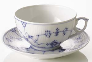 RC #1101083 Breakfast Cup & Saucer