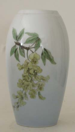 B&G Floral Vase (Yellow Flowers)