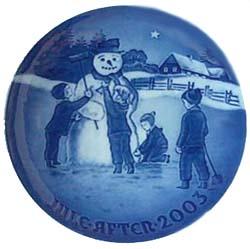 2003 B&G Frosty the Snowman