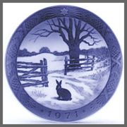 1971 RC Hare in Winter