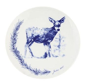 2017 Porsgrund Christmas Plate