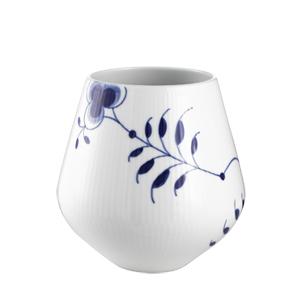 RC Blue Fluted MEGA Vase, 6 in. #1016901