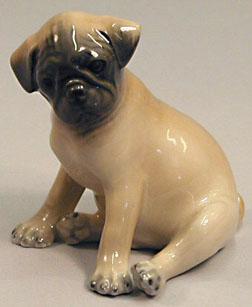 RC 3169 Pug Puppy Dog