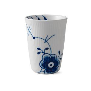 RC Blue Fluted MEGA Thermal Mug Latte #1016895