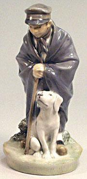 RC 0782 Shepherd with Dog