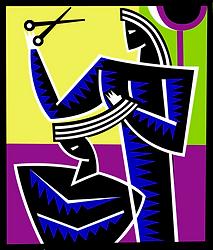 Logo Coiffeur Jeunesse