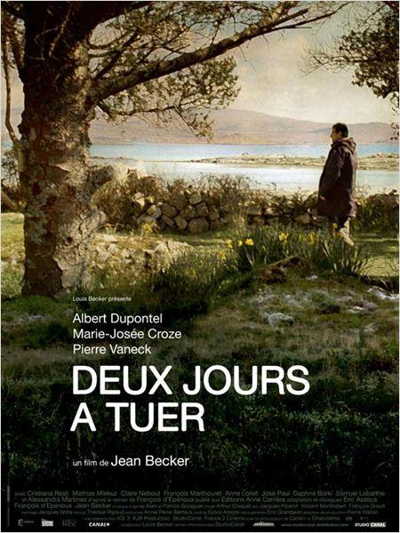 """""""Deux jours à tuer"""" de Jean Becker"""