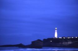 Le phare bleu