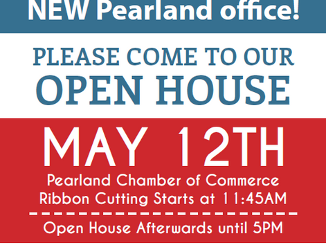 PEARLAND OPEN HOUSE