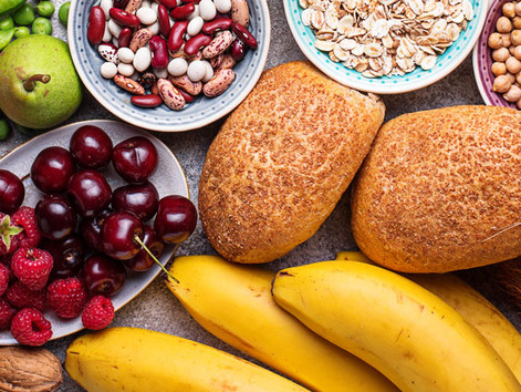 EATING A LOT OF FIBER COULD IMPROVE SOME CANCER TREATMENTS