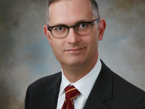OC WELCOMES DR. KEVIN HUDE