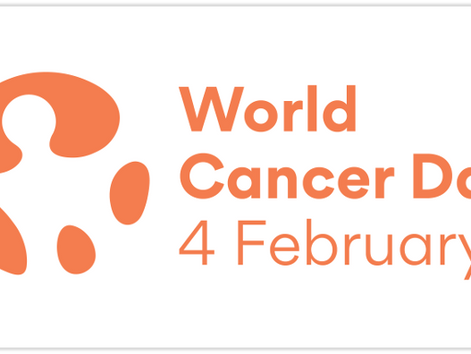 WORLD CANCER DAY 2019: 'I AM AND I WILL.'