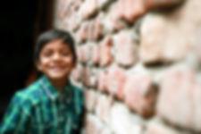 Retrato del niño pequeño Permanente