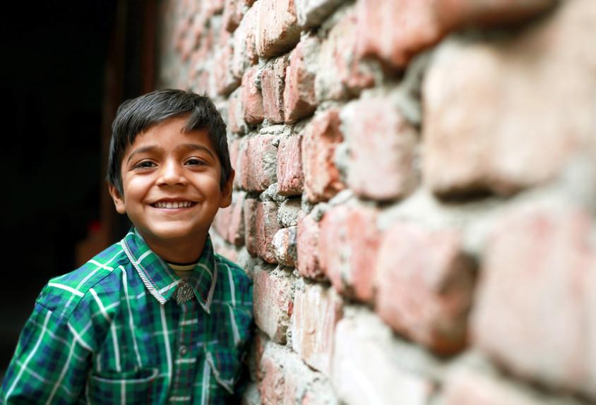 Little Boy Portrait permanent