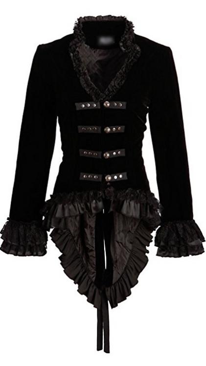 Victorian Corset Jacket