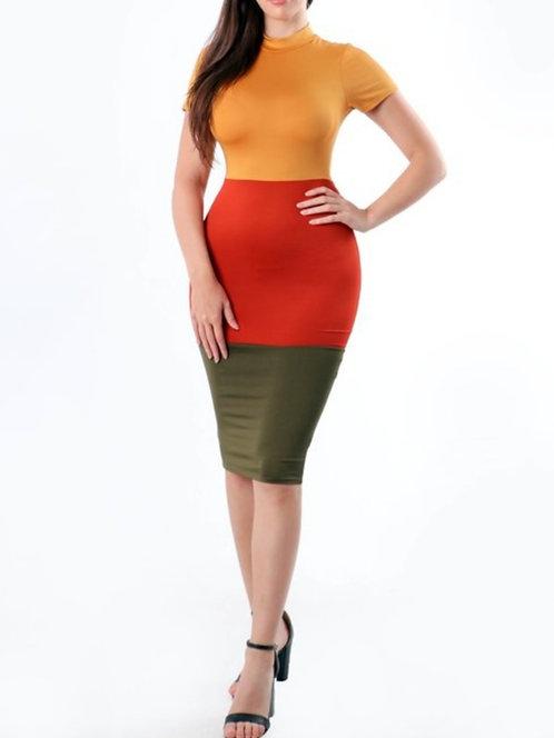 Undecided Bodycon Dress