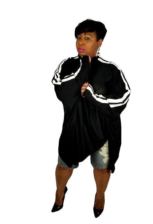 Black Track Dress