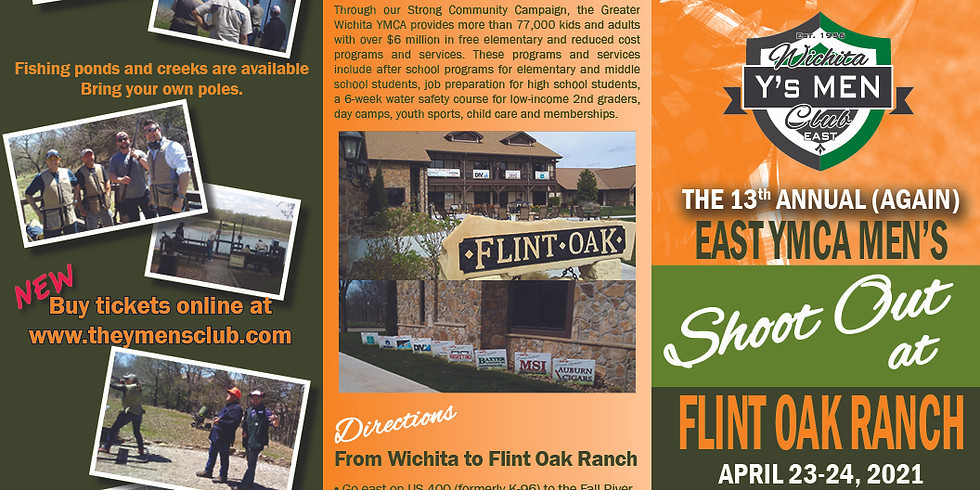 13th annual Wichita Y Men's Club Flint Oak Shootout (Try this again)