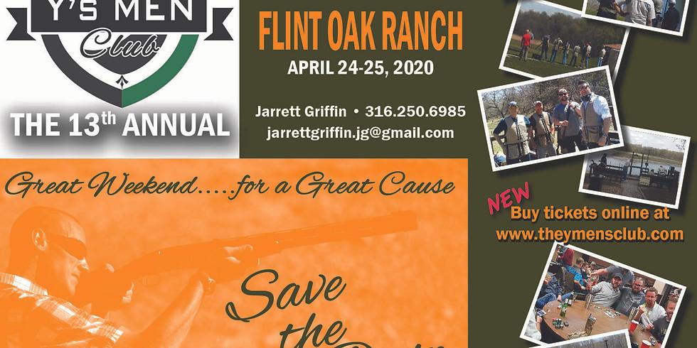 13th annual Wichita Y Men's Club Flint Oak Shootout