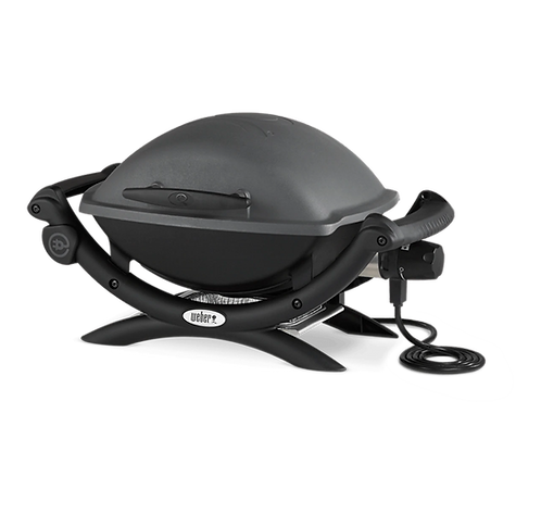 """""""WEBER® Q 1400"""" ELECTRIC GRILL"""