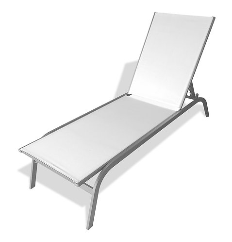 """""""VALLEY"""" OUTDOOR CHAISE LOUNGE"""