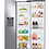 """Thumbnail: """"SAMSUNG"""" 26.7 CU FT REFRIGERATOR WITH TOUCH SCREEN IN STAINLESS STEEL"""