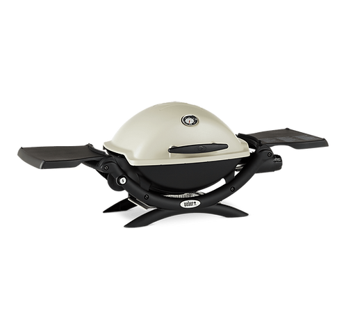 """""""WEBER®"""" Q 1200 GAS GRILL IN VARIOUS COLORS"""