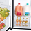 """Thumbnail: """"SAMSUNG"""" 22 CU FT REFRIGERATOR WITH TOUCH SCREEN IN BLACK STAINLESS STEEL"""