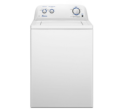 """""""AMANA"""" 3.5 CU FT TOP LOAD WASHER"""