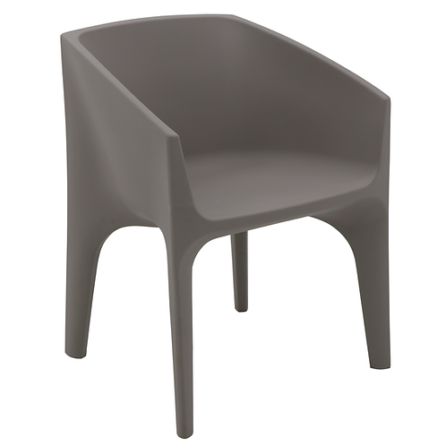 """""""PACO"""" DINING CHAIR IN POLYETHYLENE"""