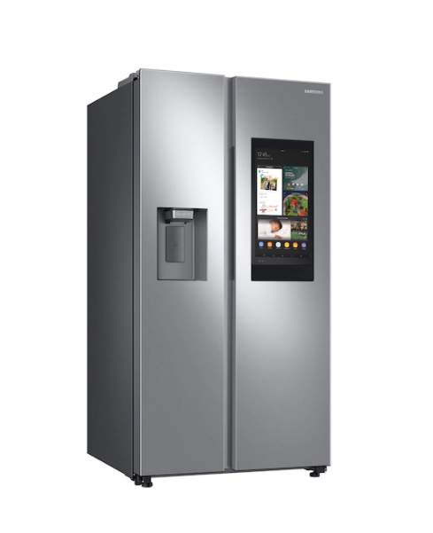 """""""SAMSUNG"""" 26.7 CU FT REFRIGERATOR WITH TOUCH SCREEN IN STAINLESS STEEL"""