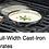 Thumbnail: WHIRPOOL 5.1 Cu. Ft. FREESTANDING GAS RANGE IN WHITE