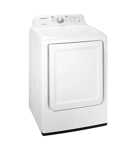 """""""SAMSUNG"""" LARGE CAPACITY ELECTRIC DRYER 7.4 CU FT"""