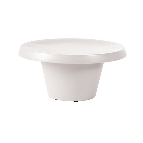 """""""CONA"""" ROUND TABLE IN WHITE OR BLUE"""