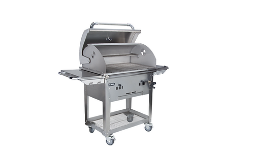 Bison Premium Charcoal Cart