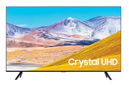 """SAMSUNG"" 55"" CRYSTAL UHD 4K SMART TV"